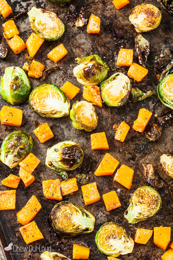 roasted butternut and brussels 4