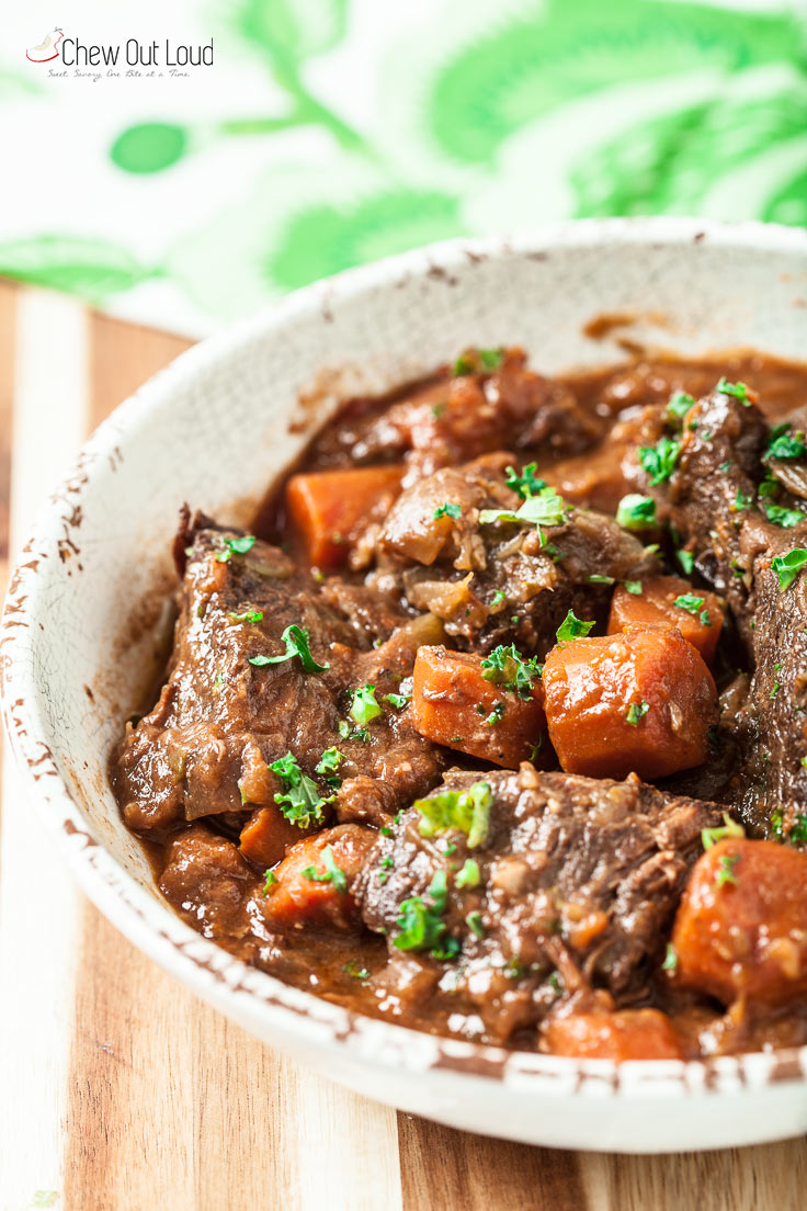 Slow Cooker Pot Roast Gravy 3