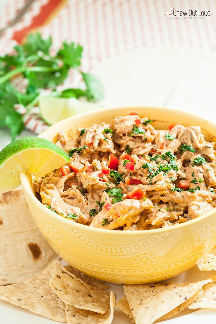 Mexican Style Chicken Salad 2