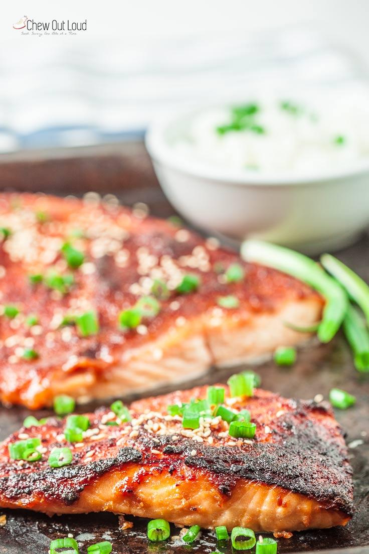 miso glazed salmon 2