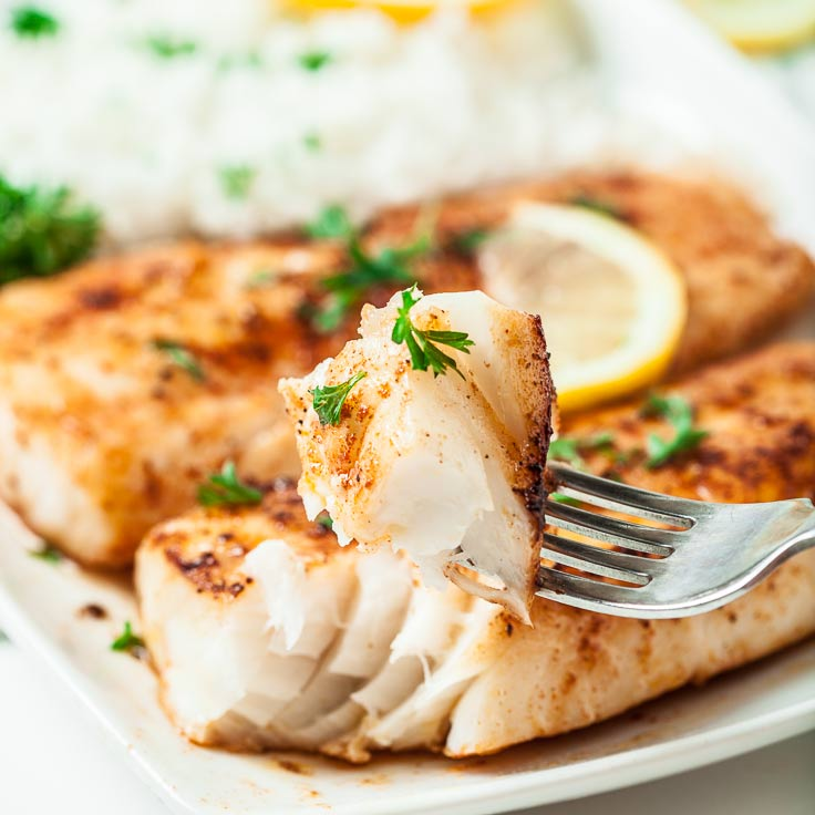 Easy Lemon Butter Fish In 20 Minutes Chew Out Loud
