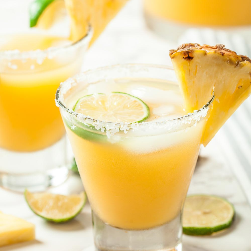 Big Batch Pineapple Margartias 0