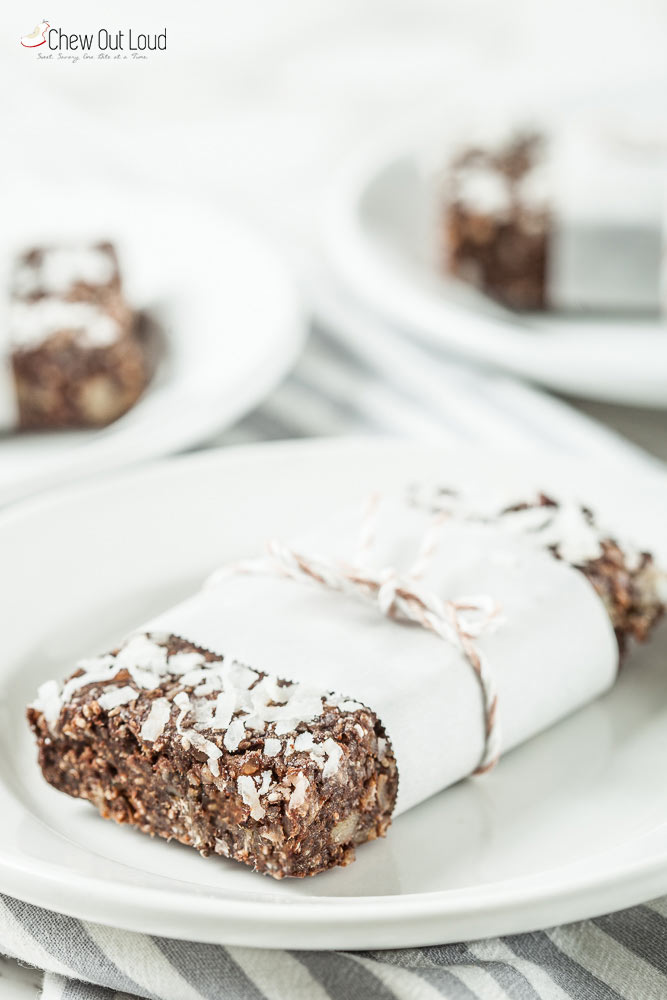 chocolate avocado energy bars 4