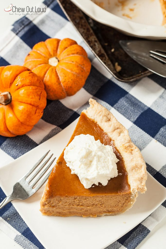 best pumpkin pie recipe, america's test kitchen pumpkin pie
