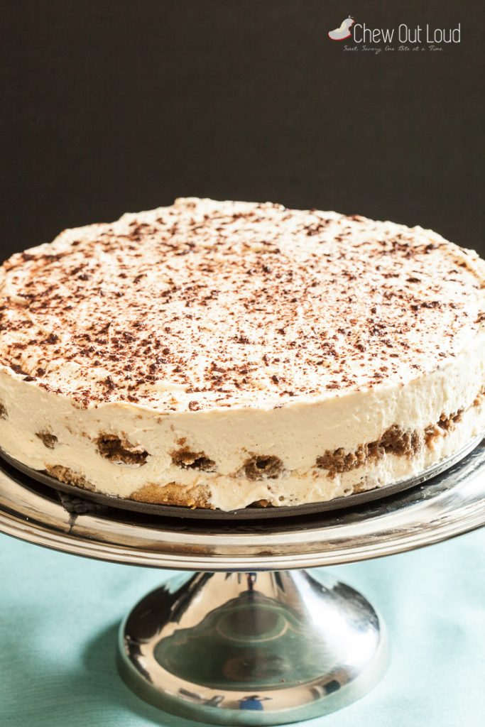 The Best Tiramisu Recipe No Bake Chew Out Loud