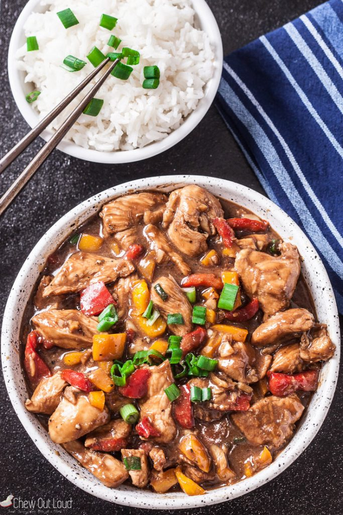 kung pao chicken recipe chicken recipes