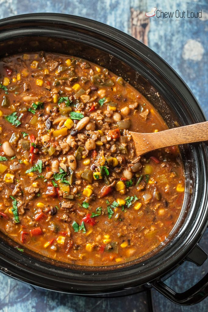 vegetarian chili, vegan chili