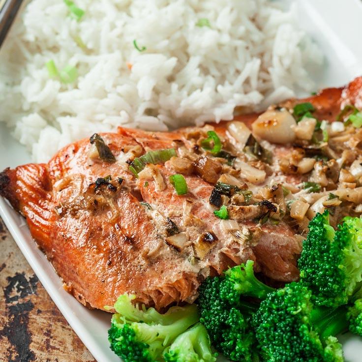 asian salmon recipe baked salmon recipe asian baked salmon honey soy salmon