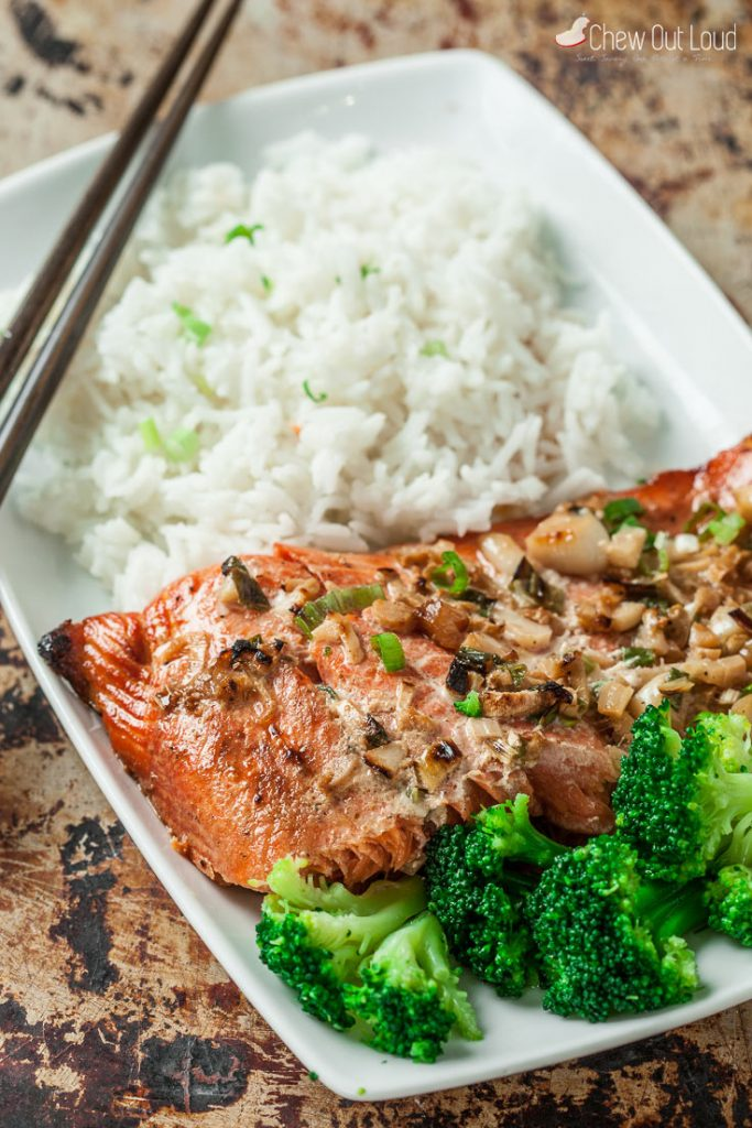 asian salmon recipe baked salmon recipe asian baked salmon honey soy salmon