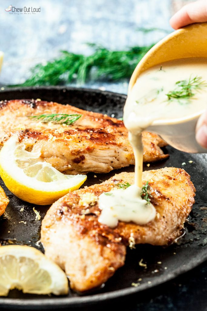 lemon dill chicken recipe lemon chicken recipe lemon dill sauce healthy chicken recipe
