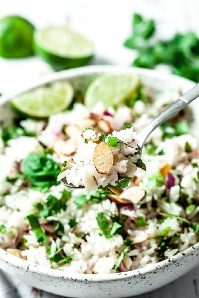 vietnamese rice salad asian rice salad rice salad recipe