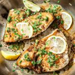 lemon butter swordfish recipe