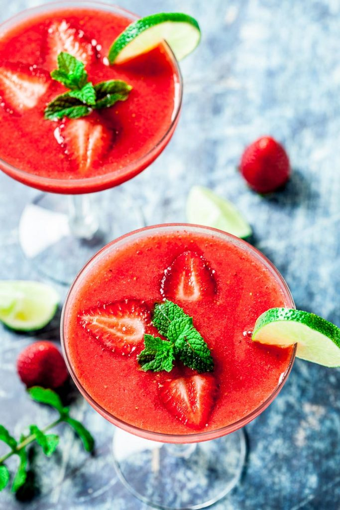frozen strawberry daiquiri recipe
