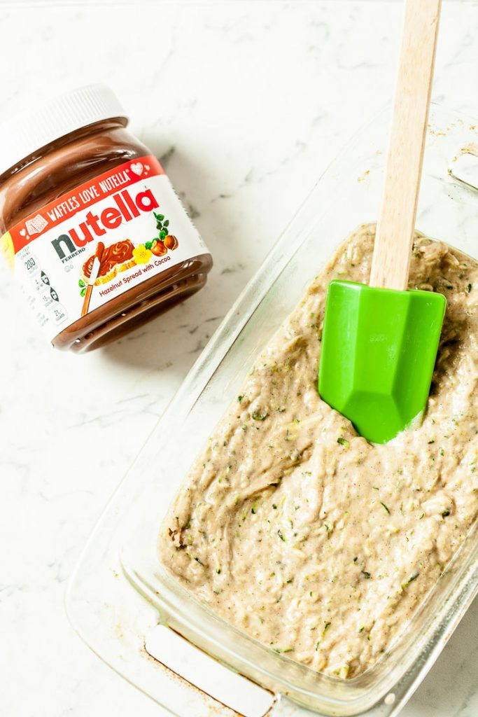 zucchini bread recipe nutella recipe