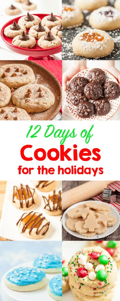 Christmas Cookie Exchange.Christmas Cookie Exchange Recipes Chew Out Loud