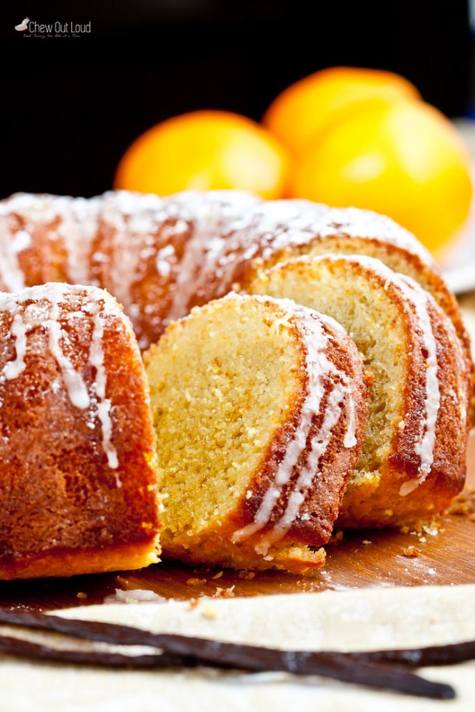 fresh orange breakfast cake orange bundt cake orange cake recipe