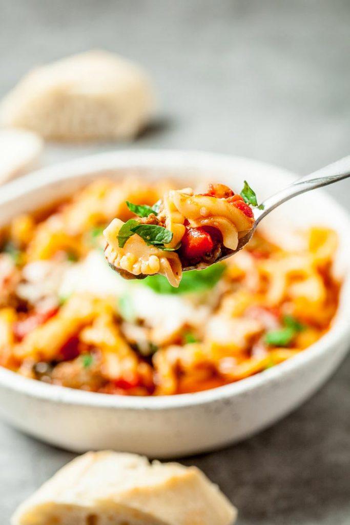best lasagna soup recipe
