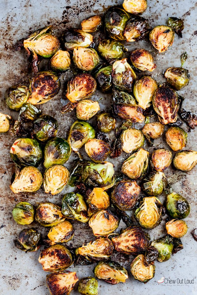 roasted brussels sprouts recipe honey sriracha brussels sprouts roasted vegetables