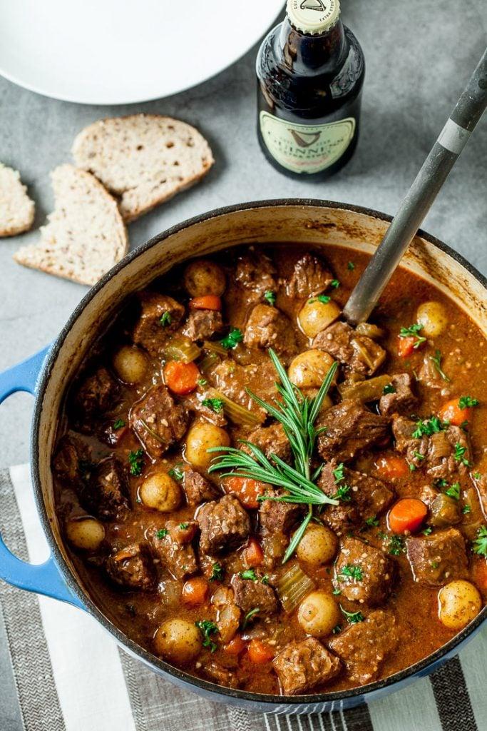 irish guinness beef stew, irish beef stew, guinness beef stew, beef stew recipe