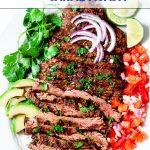 Tender Carne Asada Recipe