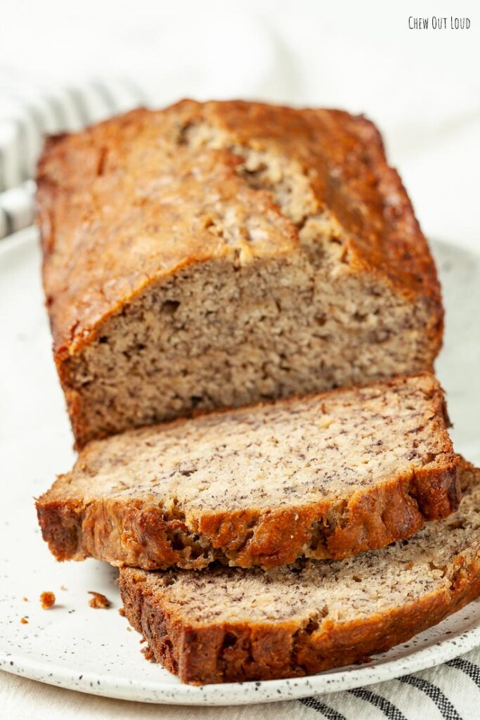 Best Banana Bread Recipe Chew Out Loud