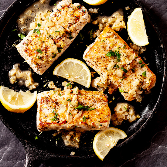 Lemon Butter Cod Recipe Chew Out Loud