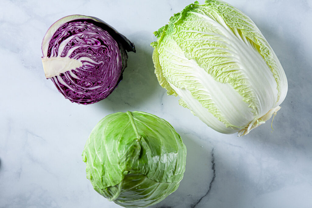 All About Cabbage (Green, Red, Napa) | Chew Out Loud