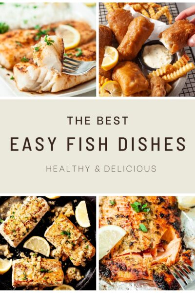 easy fish recipes collection