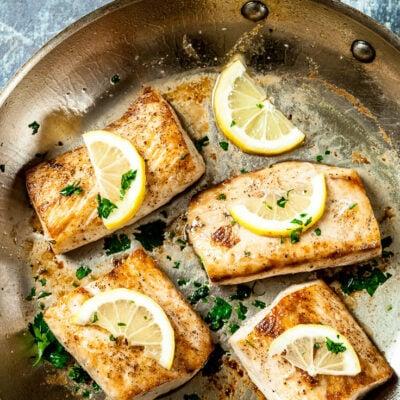 mahi mahi recipe with lemon butter sauce square